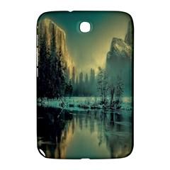 Yosemite Park Landscape Sunrise Samsung Galaxy Note 8 0 N5100 Hardshell Case