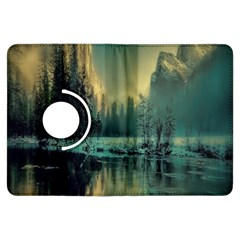 Yosemite Park Landscape Sunrise Kindle Fire Hdx Flip 360 Case
