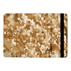Texture Background Backdrop Brown Samsung Galaxy Tab Pro 10 1  Flip Case