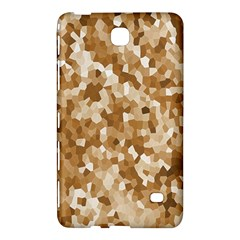 Texture Background Backdrop Brown Samsung Galaxy Tab 4 (7 ) Hardshell Case