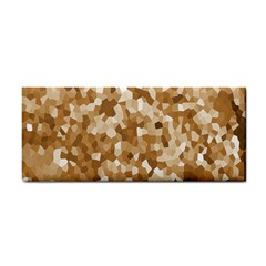 Texture Background Backdrop Brown Cosmetic Storage Cases