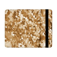 Texture Background Backdrop Brown Samsung Galaxy Tab Pro 8 4  Flip Case