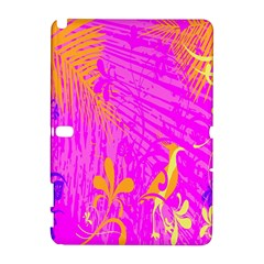 Spring Tropical Floral Palm Bird Galaxy Note 1