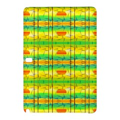 Birds Beach Sun Abstract Pattern Samsung Galaxy Tab Pro 12 2 Hardshell Case