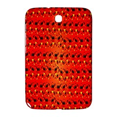 Texture Banner Hearts Flag Germany Samsung Galaxy Note 8 0 N5100 Hardshell Case