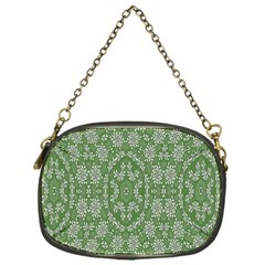Art Pattern Design Holiday Color Chain Purses (one Side)