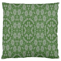 Art Pattern Design Holiday Color Large Cushion Case (one Side)