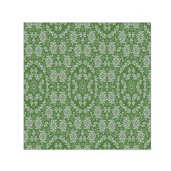 Art Pattern Design Holiday Color Small Satin Scarf (square)