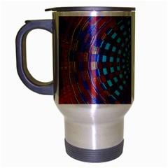 Gateway To The Light 5 Travel Mug (silver Gray)