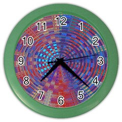 Gateway To The Light 5 Color Wall Clocks