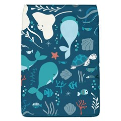 Cool Sea Life Pattern Flap Covers (s)