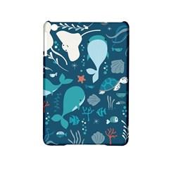 Cool Sea Life Pattern Ipad Mini 2 Hardshell Cases