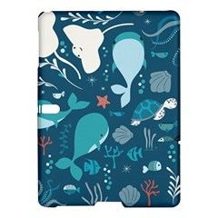 Cool Sea Life Pattern Samsung Galaxy Tab S (10 5 ) Hardshell Case