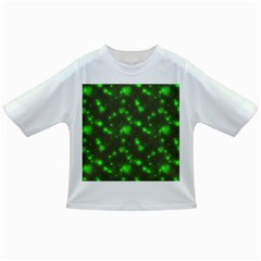 Neon Green Bubble Hearts Infant/toddler T Shirts
