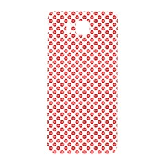 Sexy Red And White Polka Dot Samsung Galaxy Alpha Hardshell Back Case