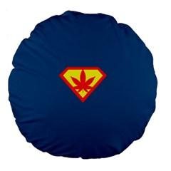 Super Dealer Large 18  Premium Flano Round Cushions