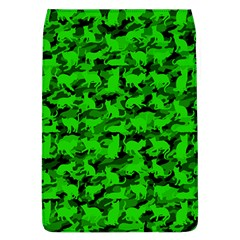 Bright Neon Green Catmouflage Flap Covers (l)