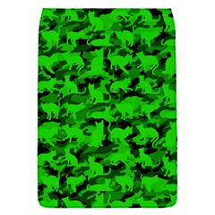 Bright Neon Green Catmouflage Flap Covers (s)