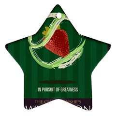 Wimbledon 2016  Ornament (star)