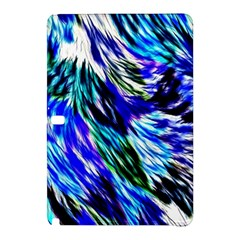 Abstract Background Blue White Samsung Galaxy Tab Pro 10 1 Hardshell Case