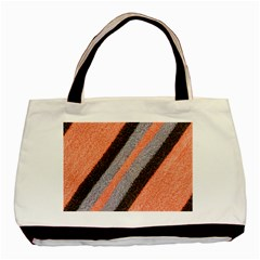 Fabric Textile Texture Surface Basic Tote Bag