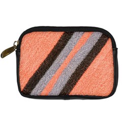 Fabric Textile Texture Surface Digital Camera Cases