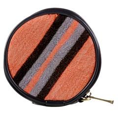 Fabric Textile Texture Surface Mini Makeup Bags