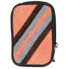 Fabric Textile Texture Surface Compact Camera Cases