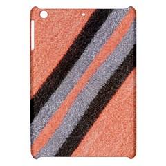 Fabric Textile Texture Surface Apple Ipad Mini Hardshell Case