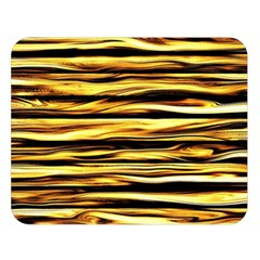 Texture Wood Wood Texture Wooden Double Sided Flano Blanket (large)