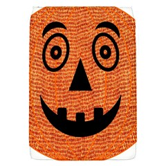 Fabric Halloween Pumpkin Funny Flap Covers (s)