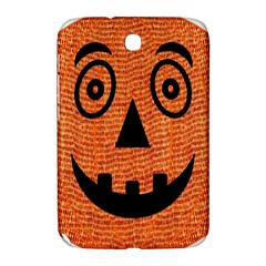 Fabric Halloween Pumpkin Funny Samsung Galaxy Note 8 0 N5100 Hardshell Case