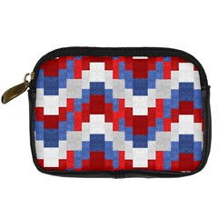 Texture Textile Surface Fabric Digital Camera Cases