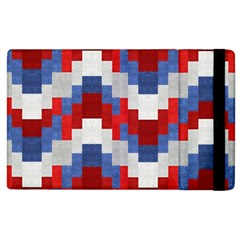 Texture Textile Surface Fabric Apple Ipad 3/4 Flip Case