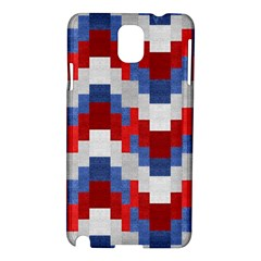 Texture Textile Surface Fabric Samsung Galaxy Note 3 N9005 Hardshell Case