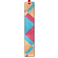 Fabric Textile Cloth Material Large Book Marks