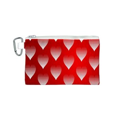Texture Desktop Background Seamless Canvas Cosmetic Bag (s)