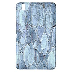 Bubbles Texture Blue Shades Samsung Galaxy Tab Pro 8 4 Hardshell Case