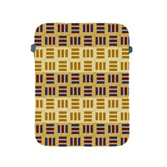 Textile Texture Fabric Material Apple Ipad 2/3/4 Protective Soft Cases