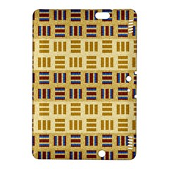 Textile Texture Fabric Material Kindle Fire Hdx 8 9  Hardshell Case