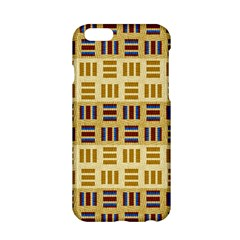 Textile Texture Fabric Material Apple Iphone 6/6s Hardshell Case