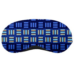 Textiles Texture Structure Grid Sleeping Masks