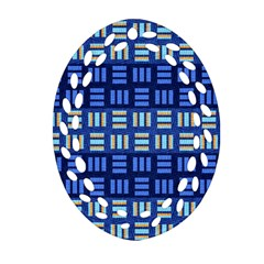 Textiles Texture Structure Grid Ornament (oval Filigree)