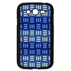 Textiles Texture Structure Grid Samsung Galaxy Grand Duos I9082 Case (black)