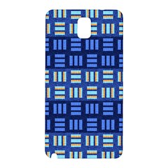 Textiles Texture Structure Grid Samsung Galaxy Note 3 N9005 Hardshell Back Case