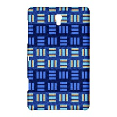 Textiles Texture Structure Grid Samsung Galaxy Tab S (8 4 ) Hardshell Case