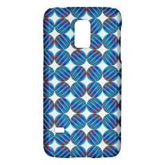Geometric Dots Pattern Rainbow Galaxy S5 Mini