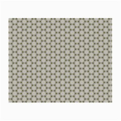 Background Website Pattern Soft Small Glasses Cloth (2 Side)