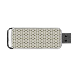Background Website Pattern Soft Portable Usb Flash (one Side)