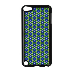 Texture Background Pattern Apple Ipod Touch 5 Case (black)